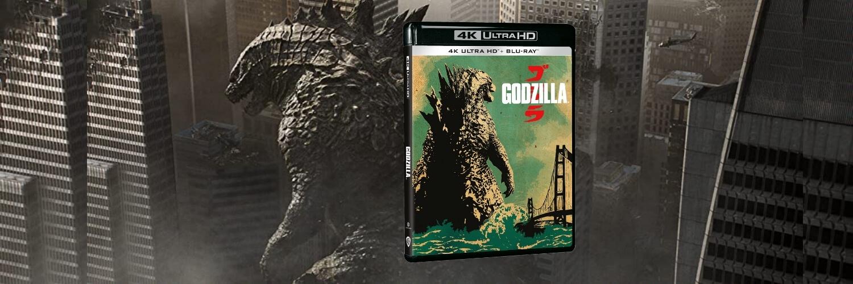 Godzilla 4K UHD recensie - Modern Myths