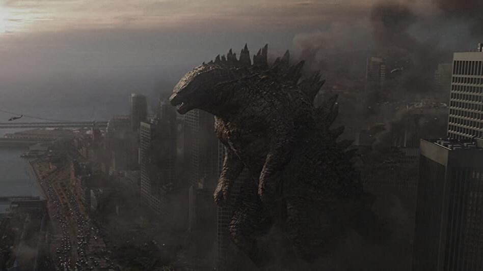 Godzilla op citytrip