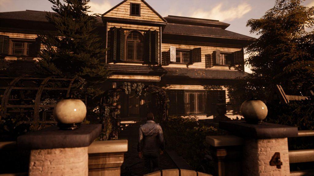 Het huis van Sebastian P. Husher