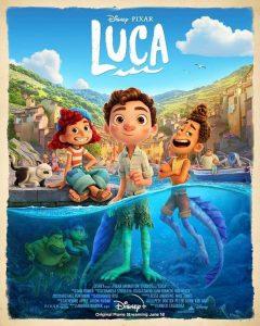 Luca recensie - poster
