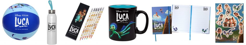 Luca winactie - prijzen