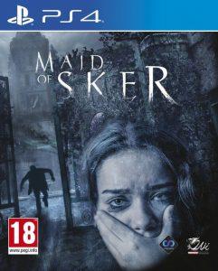 Maid of Sker PlayStation packshot