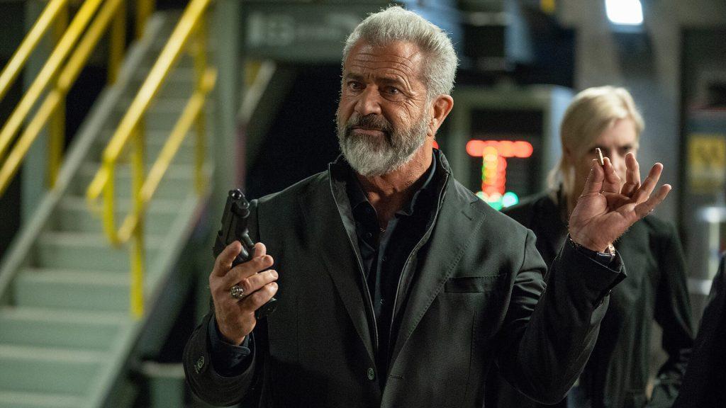Mel Gibson als Colonel Clive Ventor