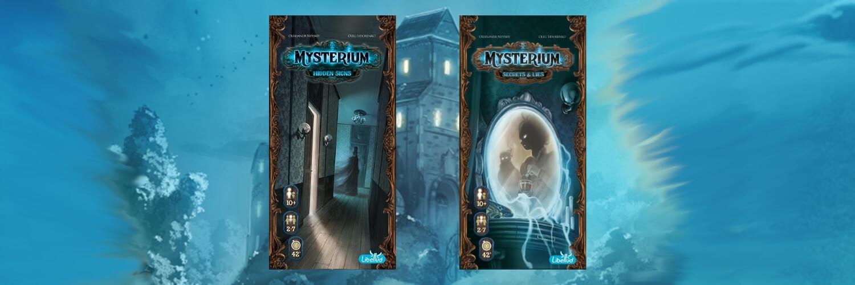 Mysterium: Secrets & Lies en Hidden Signs recensie - Modern Myths