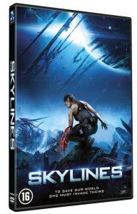 Skylines - dvd packshot
