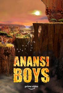 Anansi Boys aankondiging - Amazon Prime Video - Modern Myths Nieuws 2021: Week 28 - 29
