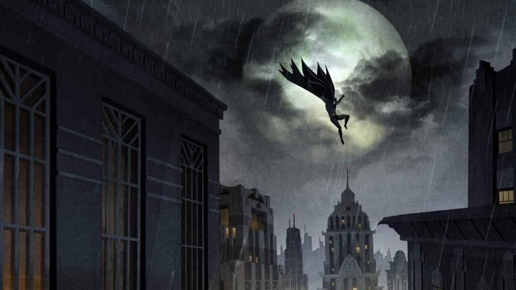 Batman: The Long Halloween Part One - Batman