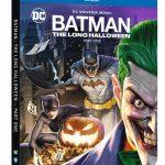 Batman: The Long Halloween - blu-ray packshot