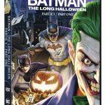 Batman: The Long Halloween - dvd packshot