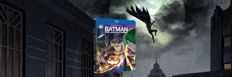 Batman: The Long Halloween winactie - Modern Myths