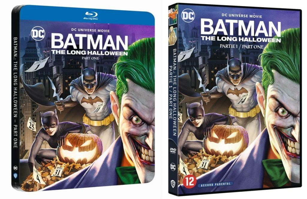 Batman: The Long Halloween winactie - Prijzen