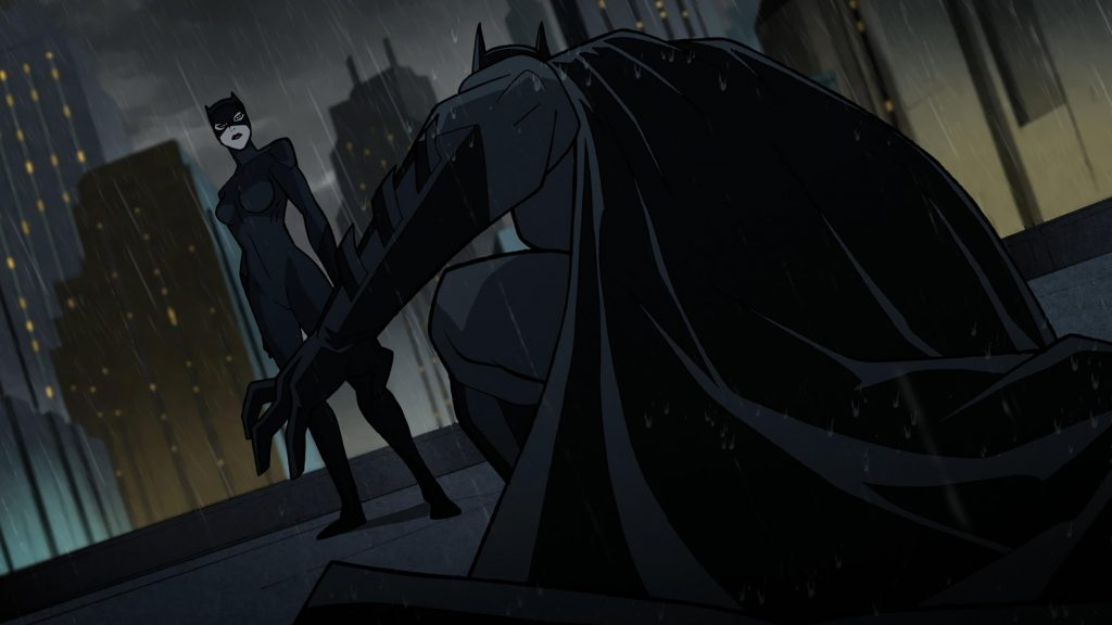 Batman en Catwoman