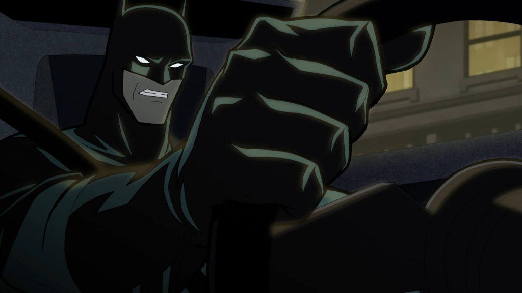 Batman in The Long Halloween Part One