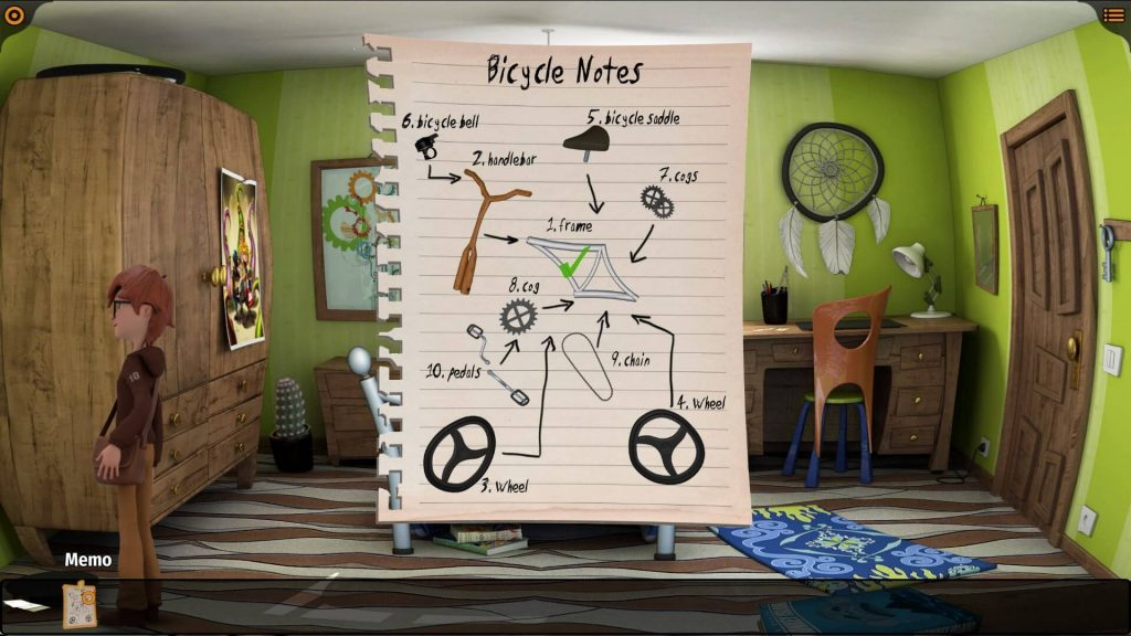 Bicycle Notes