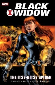 Black Widow - The Itsy Bitsy Spider