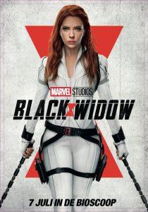 Black Widow recensie - Poster