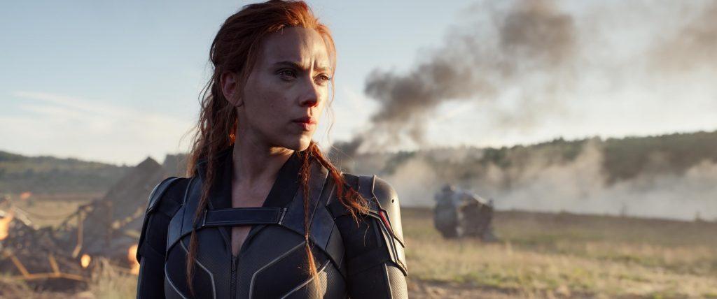 Black Widow recensie - Scarlett Johansson
