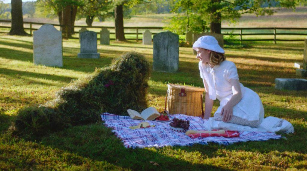 De picknick van je dromen - Strawberry Mansion