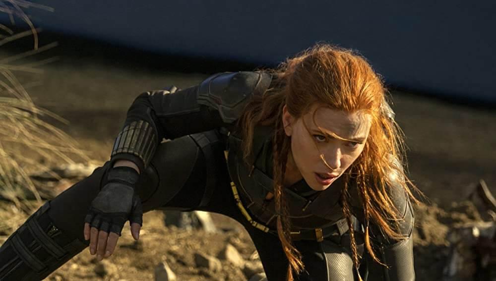 Het laatste optreden van de Black Widow
