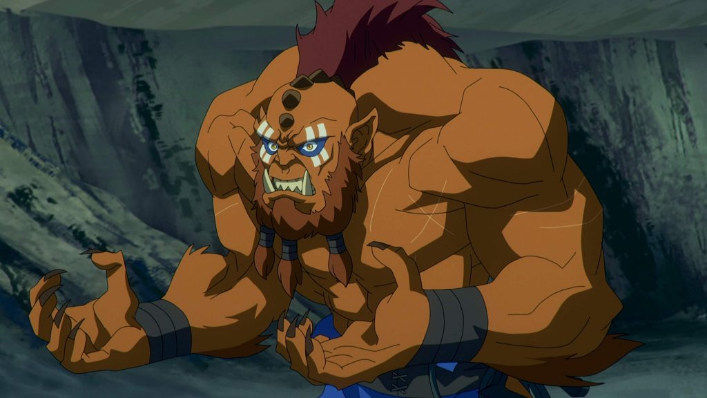 Masters of the Universe: Revelation recensie - Kevin Michael Richardson als Beast Man