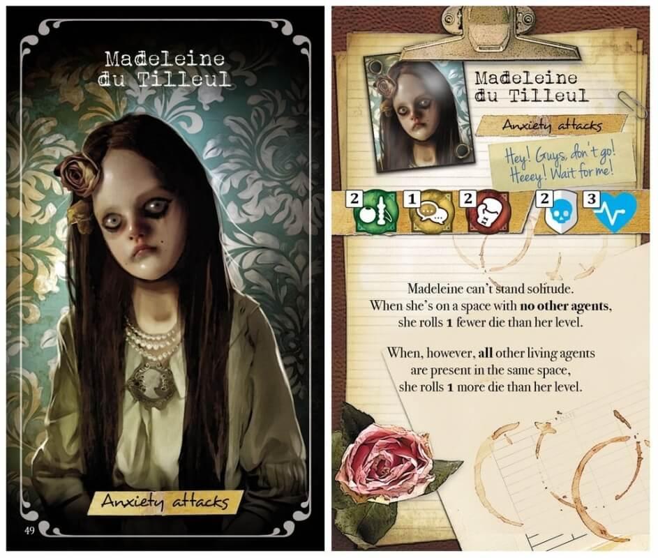 Madeleine du Tilleul