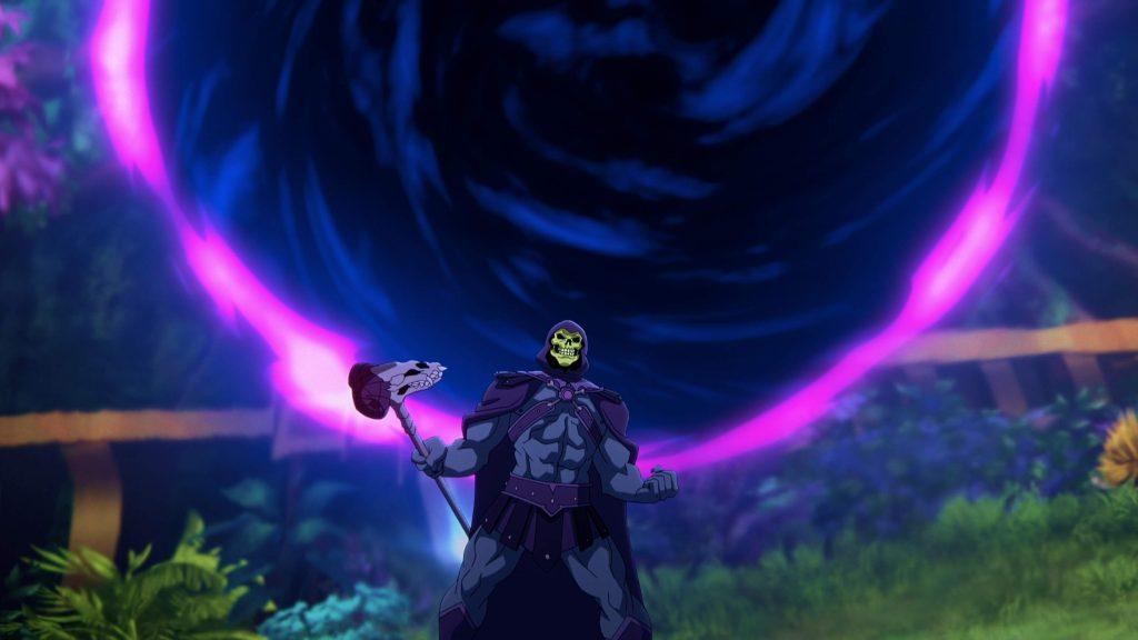 Masters of the Universe: Revelation recensie - Mark Hamill als Skeletor