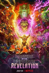 Masters of the Universe Revelation recensie - Poster