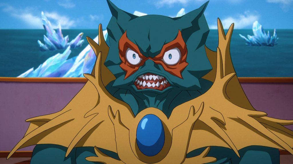 Masters of the Universe: Revelation recensie - Mer-Man