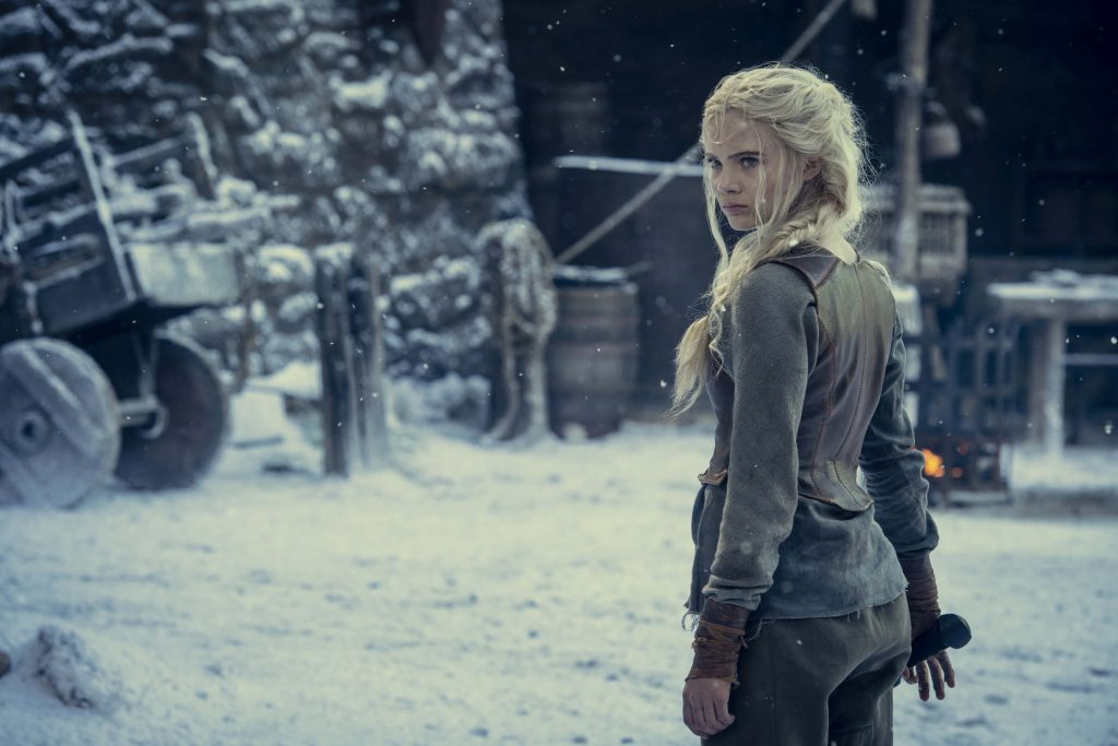 Modern Myths Nieuws 2021: Week 28 - 29 - Freya Allan als Ciri in The Witcher seizoen 2
