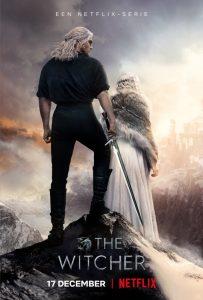 Modern Myths Nieuws 2021: Week 28 - 29 - The Witcher seizoen 2 - Poster