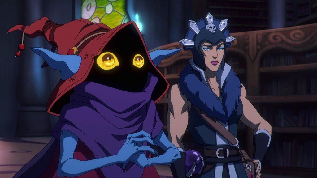 Orko en Evil-Lyn