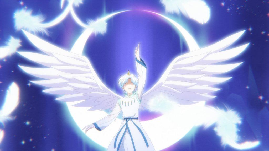 Pegasus - Helios - Sailor Moon Eternal