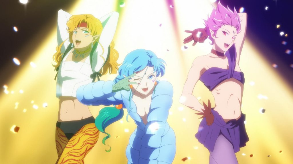 Pretty Guardian Sailor Moon Eternal The Movie op Netflix