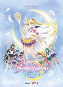 Sailor Moon Eternal: The Movie recensie - poster