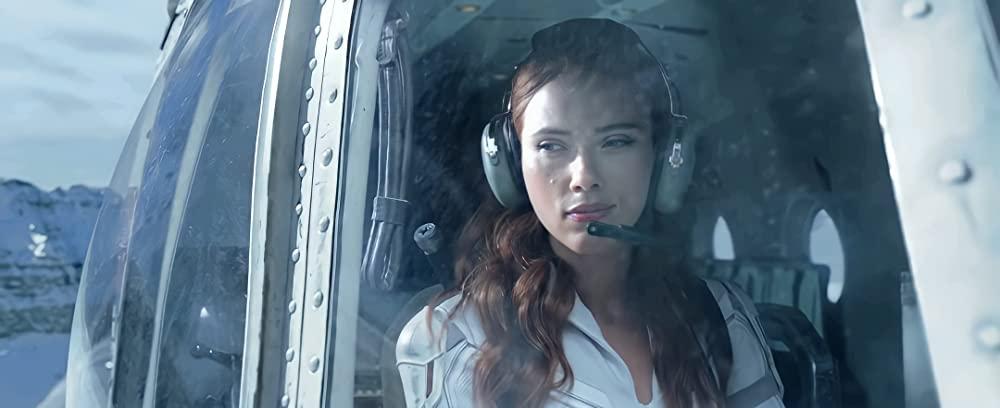 Scarlett Johansson als Natasha Romanoff - Black Widow