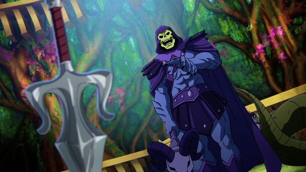 Skeletor en de Power Sword