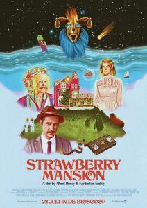Strawberry Mansion recensie - Poster