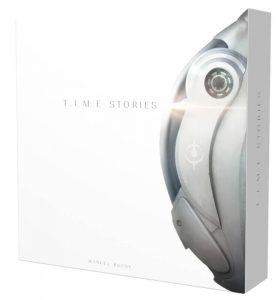 T.I.M.E Stories recensie - Packshot