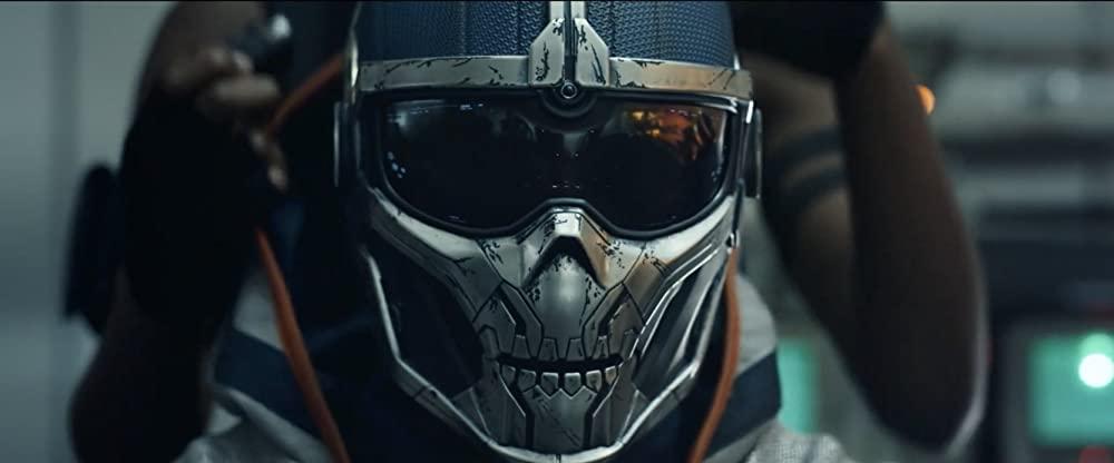Taskmaster close-up