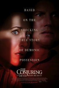 The Conjuring: The Devil Made Me Do It recensie – Poster