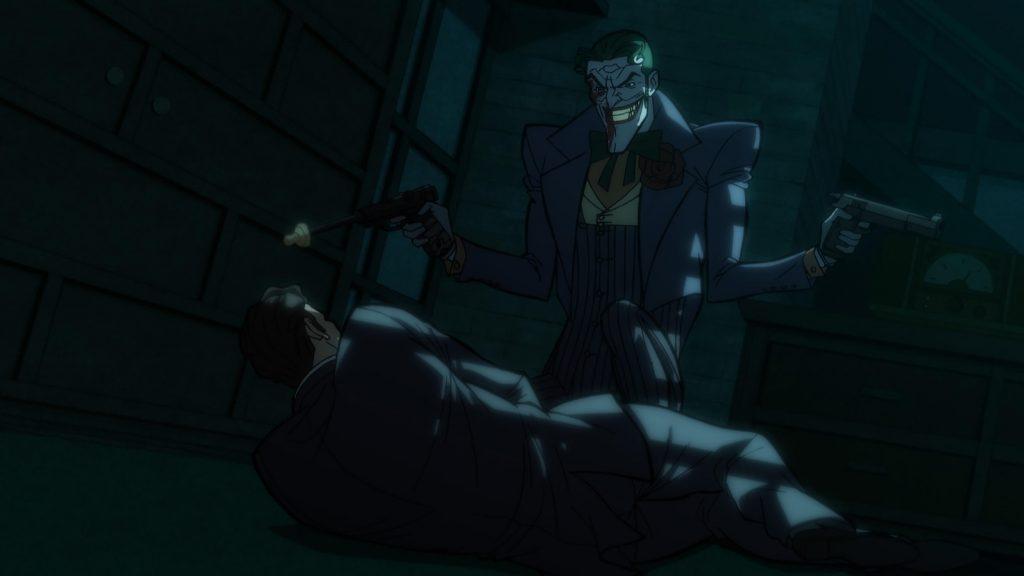 The Joker zoekt Holiday