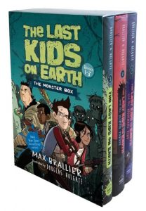The Last Kids on Earth - The Monster Box