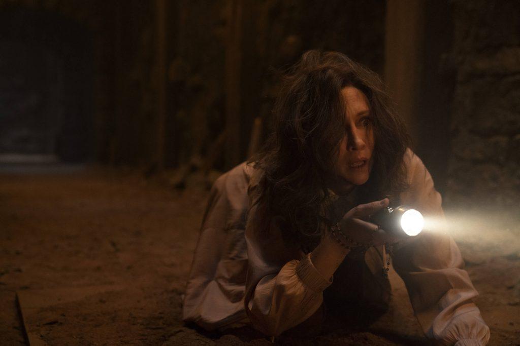 Vera Farmiga in The Conjuring 3