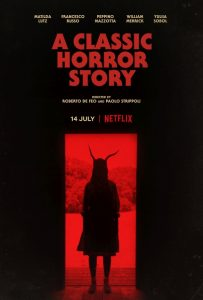 A Classic Horror Story recensie - Poster