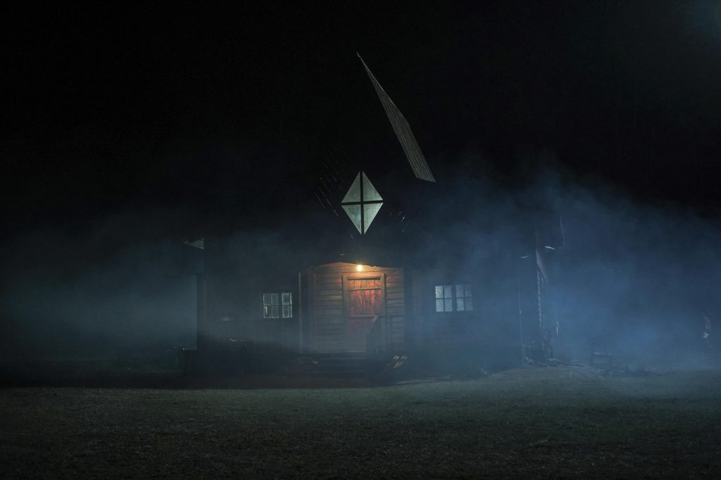 A Classic Horror Story recensie - a cabin in the woods