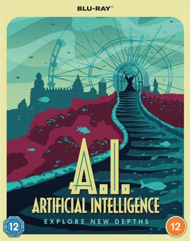 Top 5 Klimaatverandering verhalen - A.I. Artificial Intelligence blu-ray - Zavvi.nl