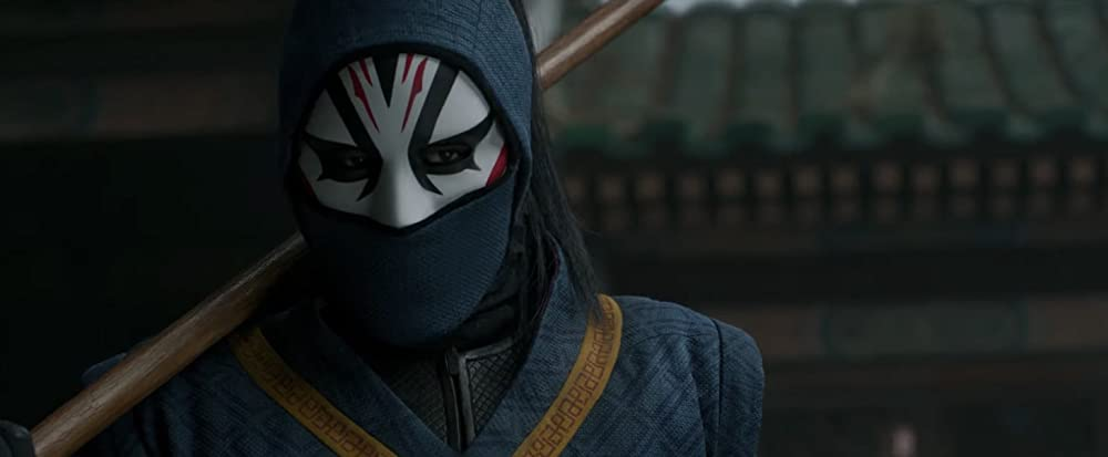 Andy Le als Death Dealer