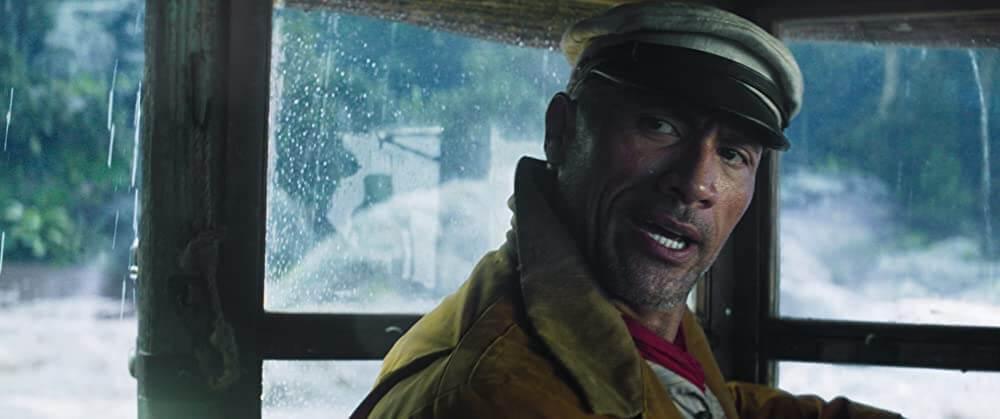 Dwayne Johnson als Frank Wolff