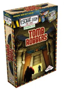 Escape Room The Game: Tomb Robbers - packshot
