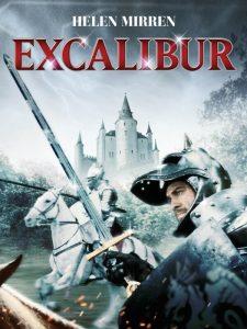 Heer Gawain en de Groene Ridder – Excalibur - 1981